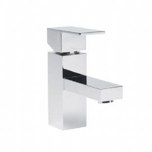 Tavistock - Index Basin Mixer with Click Waste (TND11)